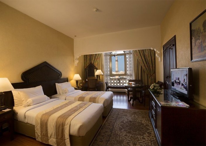 EXECUTIVE ROOM Arabian Courtyard Hotel & Spa Bur Dubai