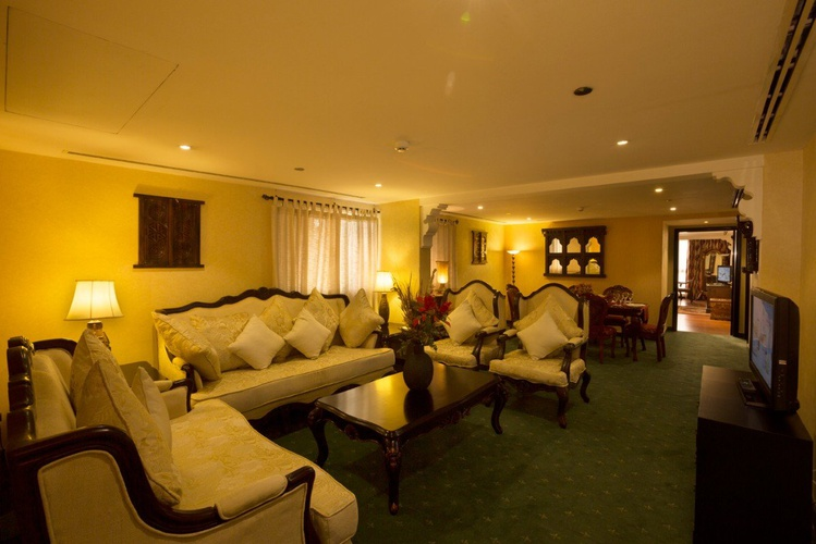 Grand Suite Arabian Courtyard Hotel & Spa Bur Dubai