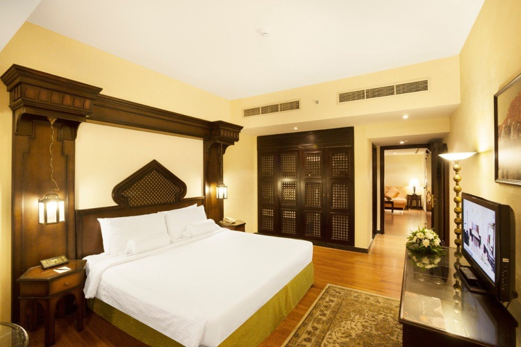 Room Arabian Courtyard Hotel & Spa Bur Dubai