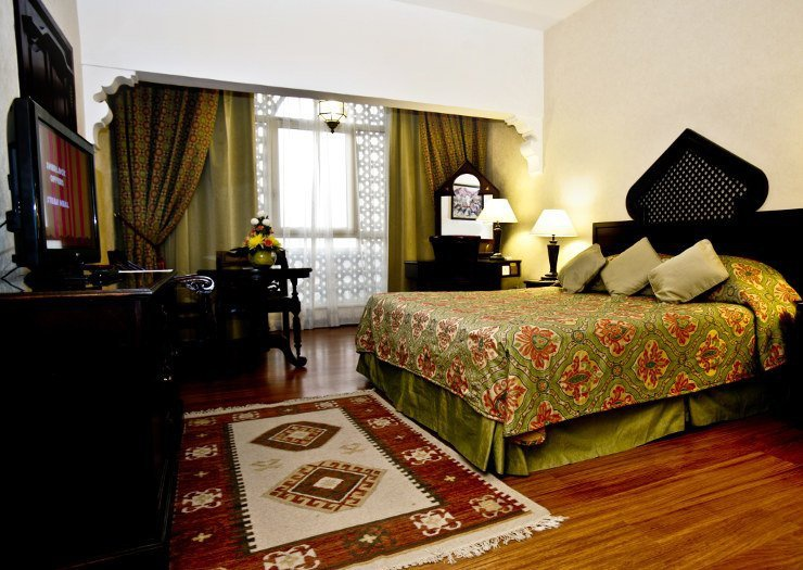 FAMILY SUITE Arabian Courtyard Hotel & Spa Bur Dubai