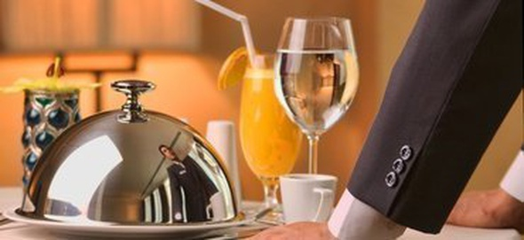 24-HOUR ROOM SERVICE Arabian Courtyard Hotel & Spa Bur Dubai