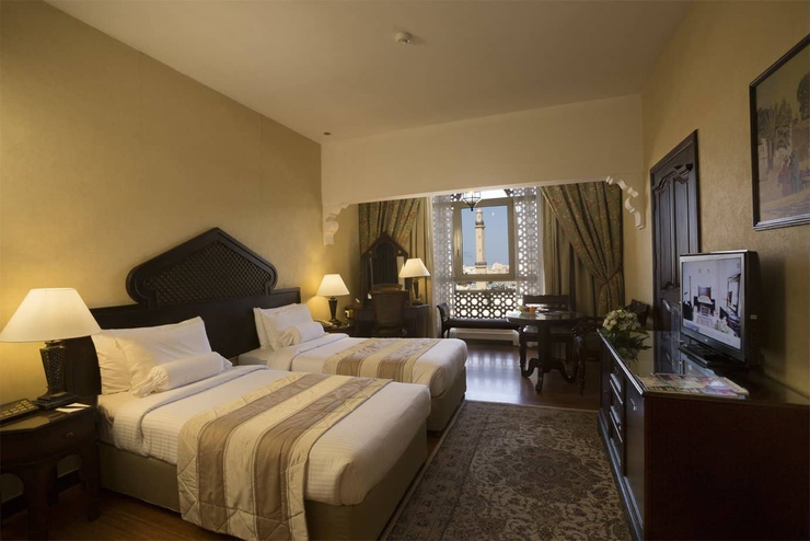 Business & Leisure Hotel Rooms In Dubai | Arabian Courtyard