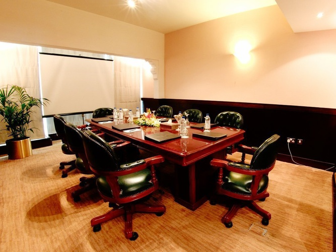 Meeting room Arabian Courtyard Hotel & Spa Bur Dubai